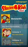 Screenshot of Stories for Kids (Free)