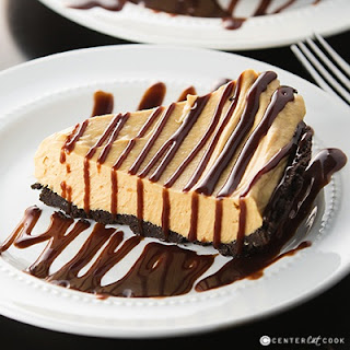 Peanut Butter Fudge Pie
