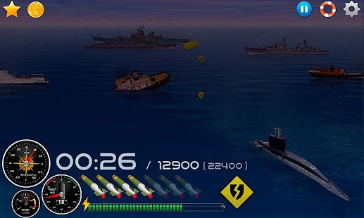 Silent Submarine Career- screenshot thumbnail