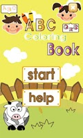 Screenshot of ABC Coloring Book(Alphabet)