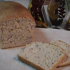 Bread Machine Sesame French Bread