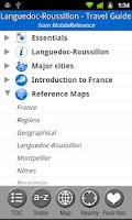 Screenshot of Languedoc-Roussillon - Guide