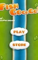Screenshot of Clappy Fish GoGoGo!