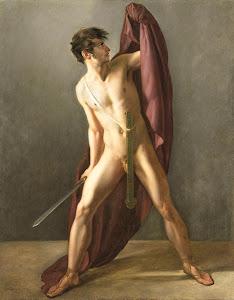 RIJKS: Joannes Echarius Carolus Alberti: painting 1808