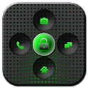 GO Locker Titanium Green Theme icon