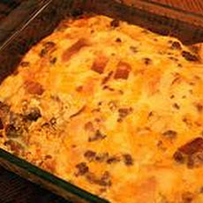 Easy Cheesy Brunch Bake