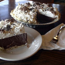 Grammy Davis's Chocolate Pie