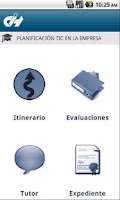 Screenshot of ICH e-Learning