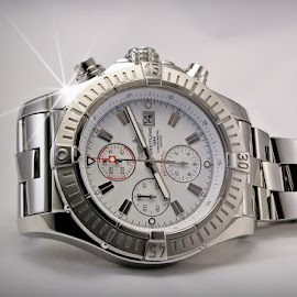 Breitling Super Avenger by John Torcasio - Artistic Objects Jewelry ( chrono, breitling, john torcasio, wrist watch, super avenger )