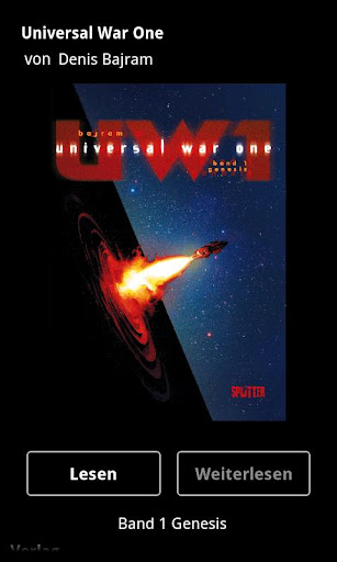 Universal War One Band 1