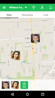 Screenshot of GPS Phone Tracker Pro