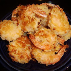 Oven-Baked Coconut Shrimp (Low-Fat)