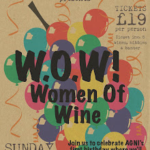 W.O.W! Women of Wine (& it's our 1st birthday too!)