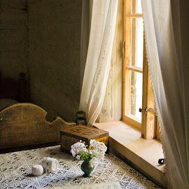 In the museum by Barb Šajn - Artistic Objects Furniture ( estonia, museum, xx, heritage, skansen, tallinn )