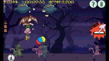 Screenshot of ChainsawBunny