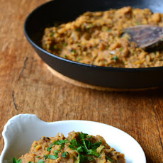 Fragrant Red Lentil Dhal
