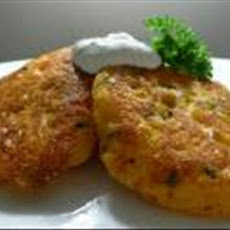 Golden Corn Cakes