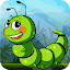 Crazy Larva Run APK for iPhone