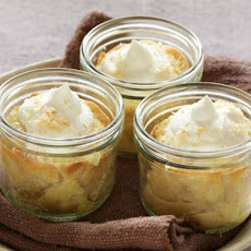 Coconut Cream Jar Pies