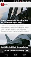 Screenshot of Headlines: Breaking Daily News