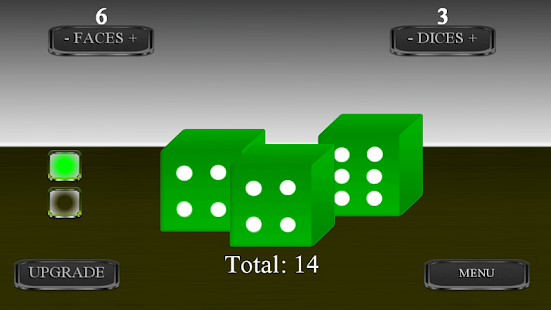 Virtual Dice Pro - screenshot