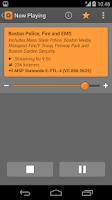 Screenshot of Scanner Radio