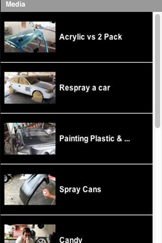 VG Auto Paints