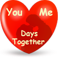 Days together widget wallpaper APK Descargar