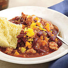Texas Turkey Chili