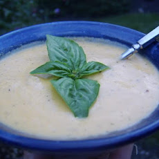 Chilled Tomato and Yogurt Soup