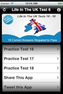 LATEST LIFE IN THE UK TEST - 6 - screenshot