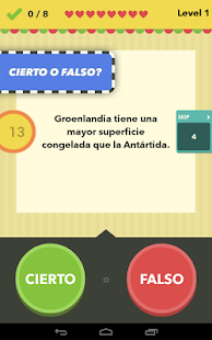 Download Cierto o falso, saber es ganar APK for Android Kitkat