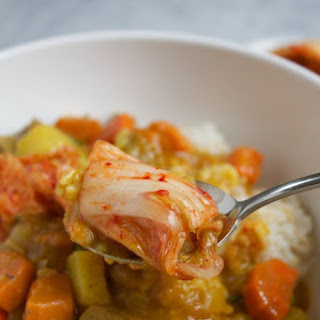 Korean Curry Rice