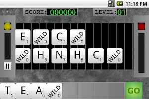 Screenshot of Word Factory