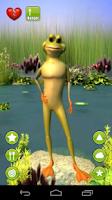 Screenshot of Talking Crazy Frog