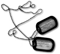 Main image of Replica Samantha Carter Dog Tags