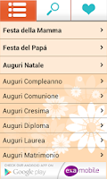 Screenshot of Auguri