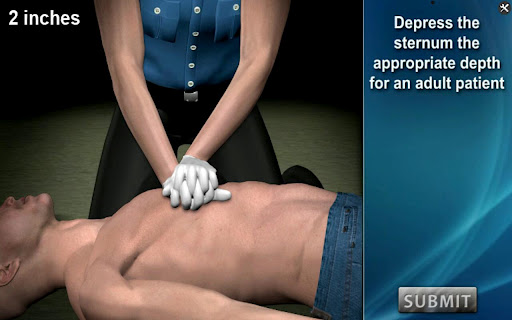 【免費醫療App】Medrills: Performing CPR-APP點子