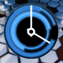 3.0 Honeycomb Clock icon