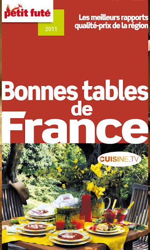玩旅遊App|bonnes tables de France免費|APP試玩