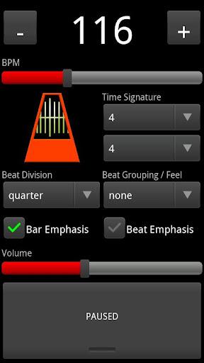 Click Track Metronome