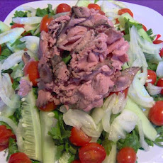 Mexican Roast Beef Salad (Salpicon)