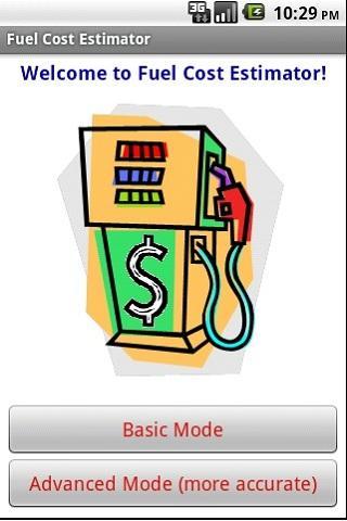 Fuel Cost Estimator