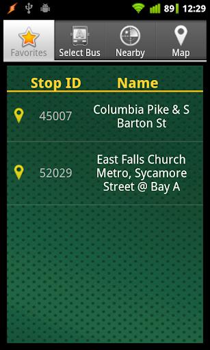ARTBus (Arlington Transit Bus) - screenshot