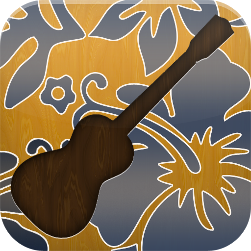 Ukulele Hawaiian Guitar - 四弦琴 LOGO-APP點子