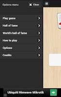 Screenshot of AtoZ Puzzle Game