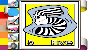 Screenshot of KID NUMBERS 123