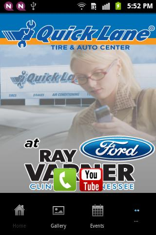 Quick Lane at Ray Varner Ford