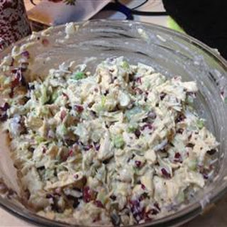 Tara's Sweet and Chunky Chicken Salad