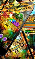 Screenshot of RETRO CAR RACE: Mini Nitro Com